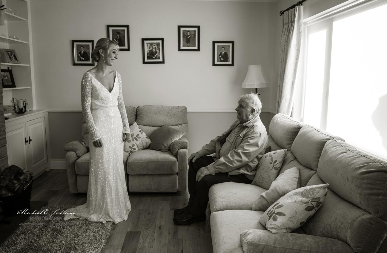 Micheál O'Sullivan Wedding Photograph -003