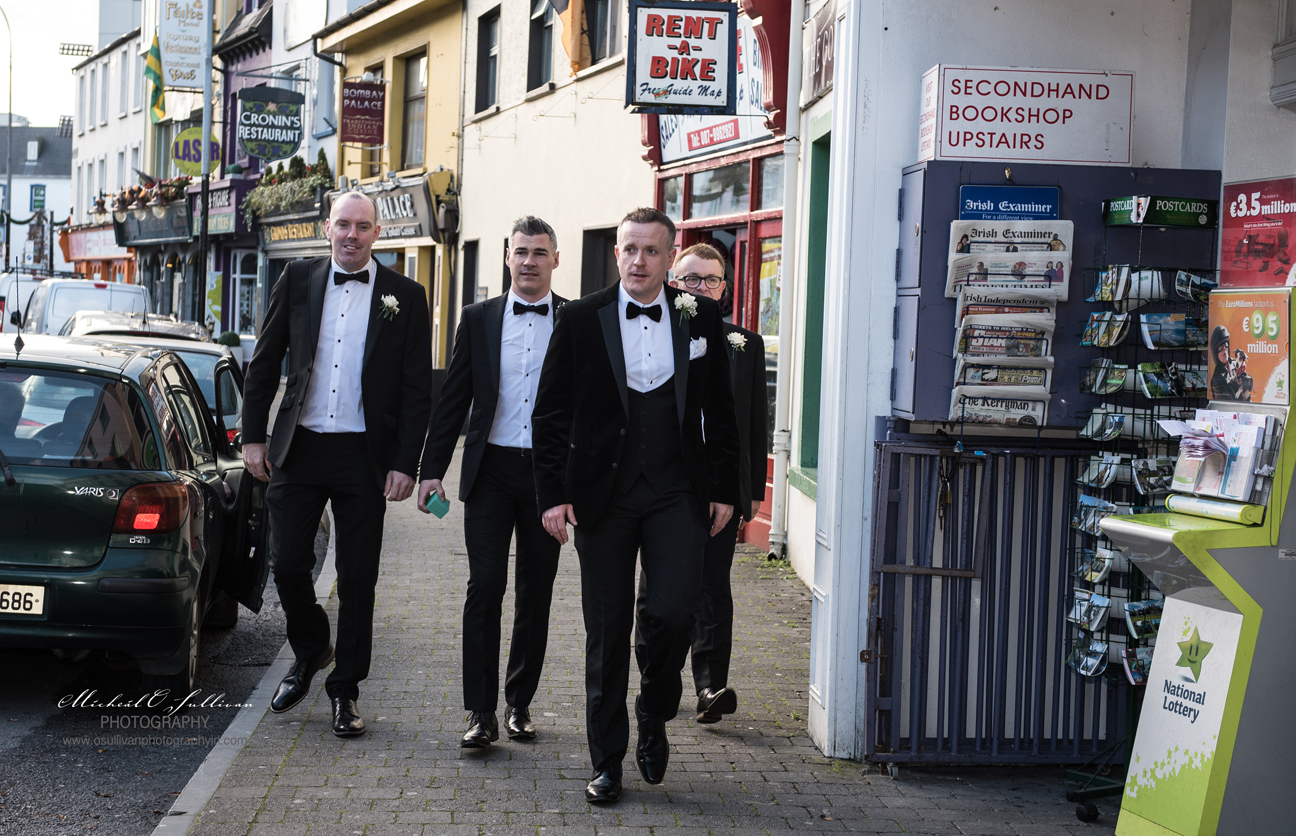 Micheál O'Sullivan Wedding Photograph -004