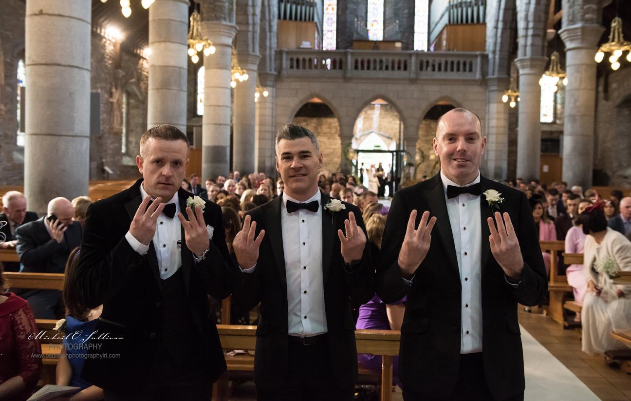 Micheál O'Sullivan Wedding Photograph -012