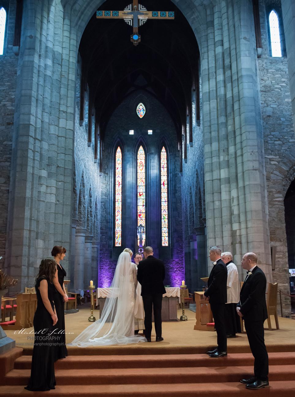 Micheál O'Sullivan Wedding Photograph -015