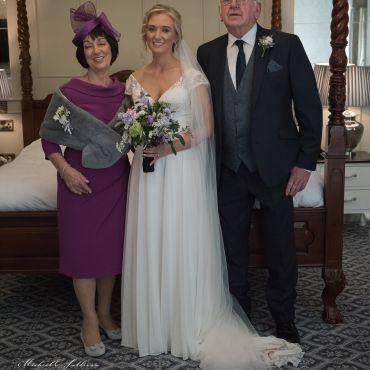 Micheál O'Sullivan Wedding Photograph -010wedding Photography Ballyseede Castle Co. Kerry