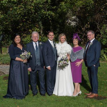 Micheál O'Sullivan Wedding Photograph -026wedding Photography Ballyseede Castle Co. Kerry