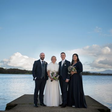 Micheál O'Sullivan Wedding Photograph -036wedding Photography Ballyseede Castle Co. Kerry
