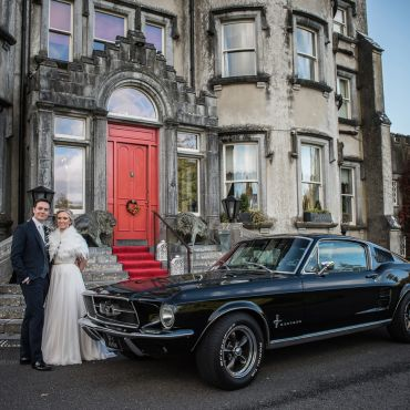 Micheál O'Sullivan Wedding Photograph -042wedding Photography Ballyseede Castle Co. Kerry